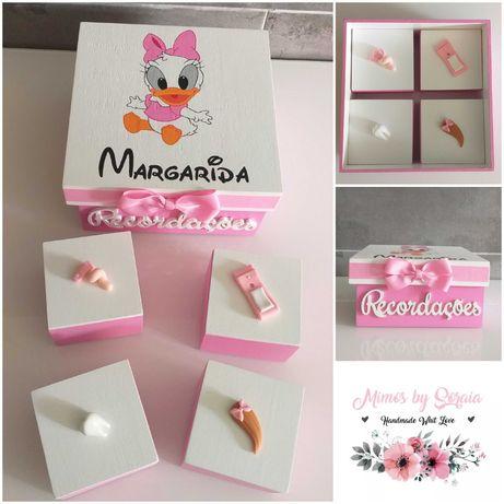 Caixa de Recordações/Maternidade  -  Personalizável