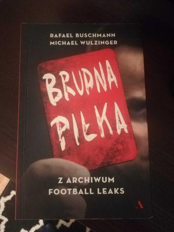 Brudna piłka książka