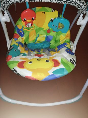 Кресло качалка дитяче