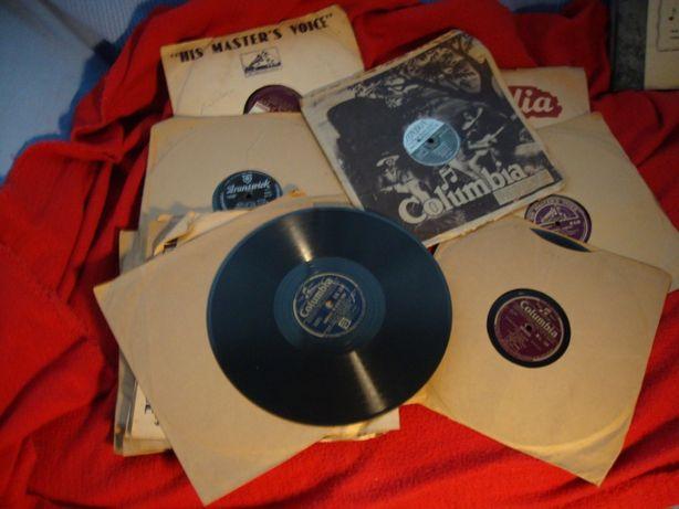 discos 78 r/m gramofone