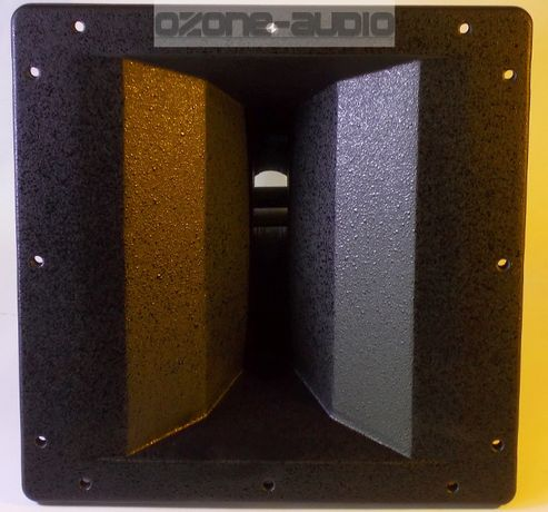 Horn, Driver Wysokotonowy ,OZ-400 , tuba , falowód line array, ozone