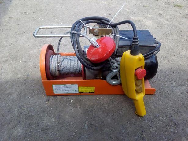 Wciągarka elektryczna linowa promag