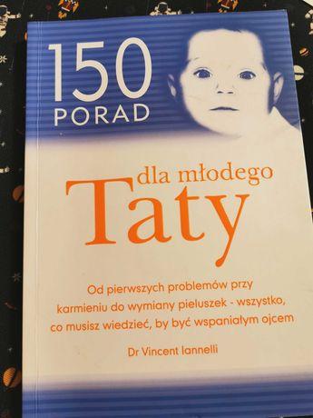 Książka 150 porad dla młodego taty