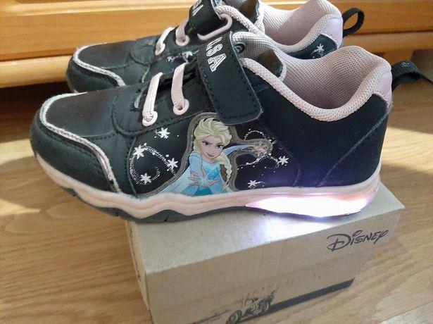 Кроссовки Disney Elsa , светяться, р.31 (19.5), 260 грн