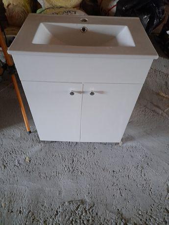 Umywalka z szafka
