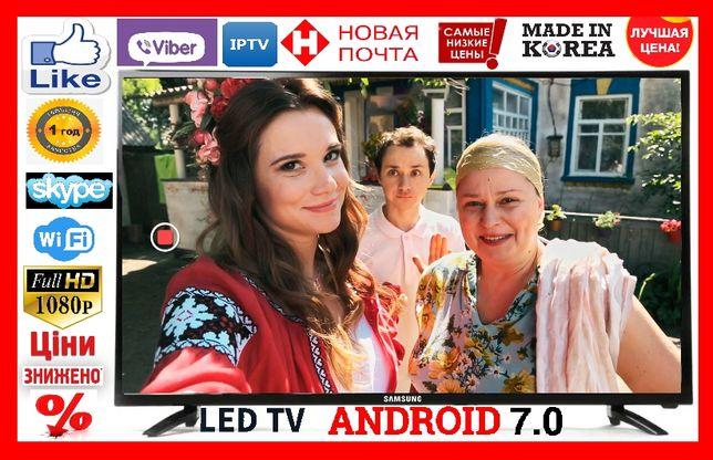 "LED Телевизор Samsung 32"" SMART TV, DVB-T2 L34"