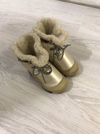 Дутики ботиночки