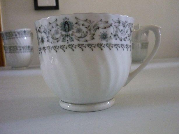 Serviço de Chá em Porcelana Chinesa antiga