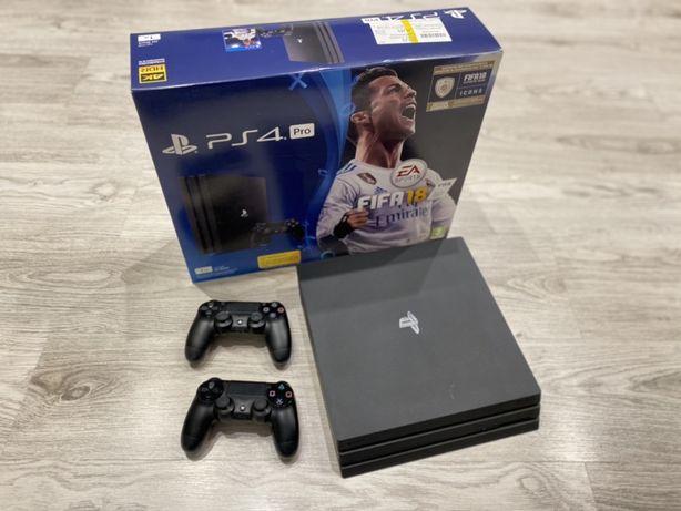 Sony Playstation 4 PRO 1TB HDD 2 Pady dualshock
