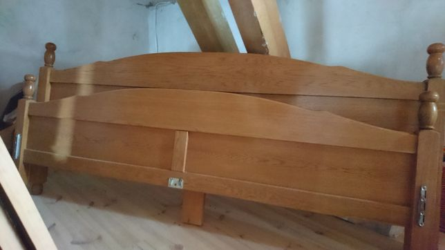 Stelaż i rama do łóżka 180 cm