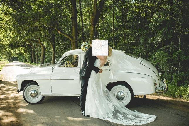 Suknia ślubna Gellena Lukrecja/Astor + welon gratis