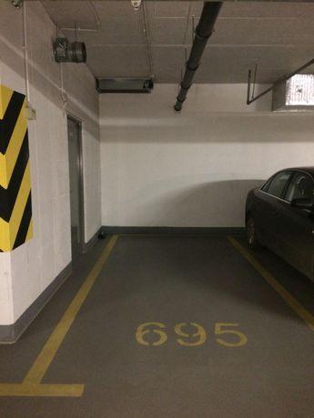 Do wynajęcia miejsce garażowe podziemne, Warszawa Wola