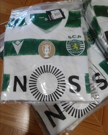 Camisola Sporting 20/21