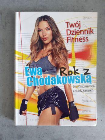 Twój dziennik fitness z Ewą Chodakowską