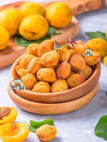 Урюк натуральный без сахара, сушеный абрикос с косточкой АКЦИЯ 130грн