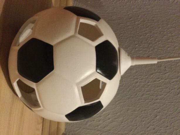 Lampa w kształcie piłki