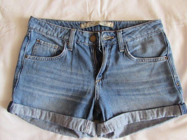 Джинсовые шорты COLIN'S на девочку-подростка.