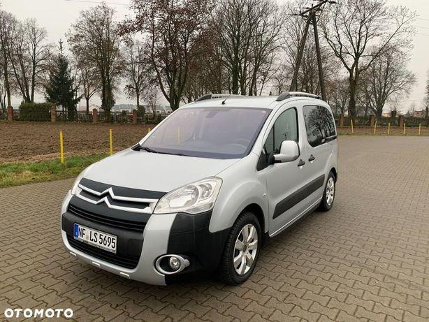 Citroën Berlingo 1.6 BENZYNA 110KM*Wersja XTR*Bezwypadkowy*Serwisowany