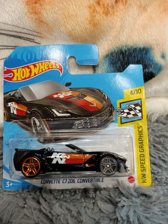 Hot wheels Corvette C7Z06