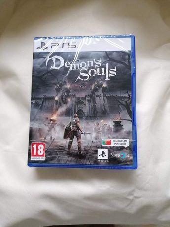 Demons souls PS5 - selado