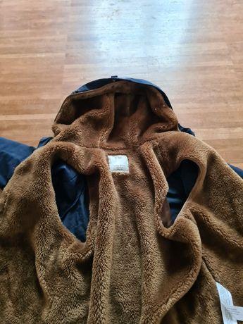 Kurtka Zara jesienna wiosenna zimowa 152 cm