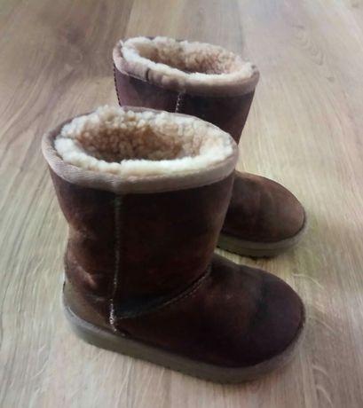Śniegowce roz.26 UGG Australia buty oryginalne dziewczęce buciki