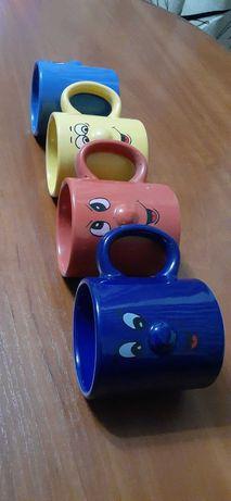 Чашки керамика СССР