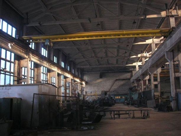 Виробничі, складські, офісні приміщення - територія 5 га.