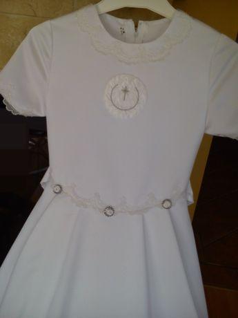 Alba-sukienka komunijna + torebka