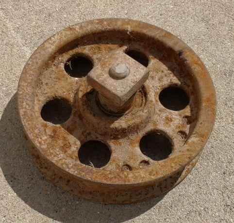 Roda / roldana de poço / elevação