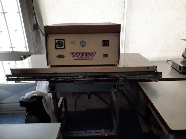 Máquina de Termocolagem c/oferta de Gerador