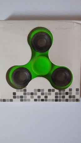 Spinner zielony