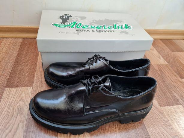 Туфли,ботинки,челси,броги 42р.