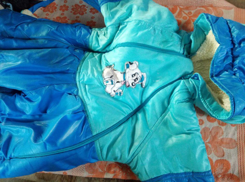 Комбенизон детский зимний Запоріжжя - зображення 1