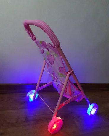 Детская коляска для пупса