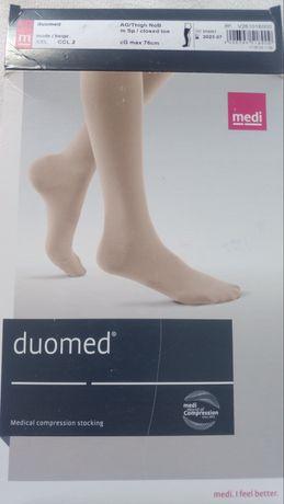 Продам  новые Компрессионные чулки Duomed, 2 класс