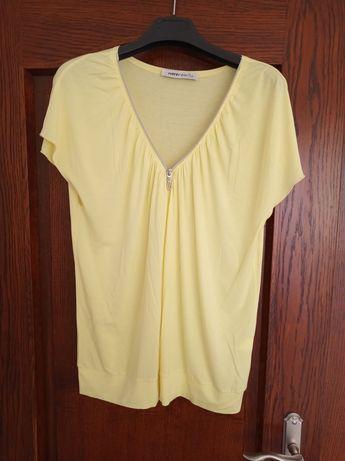 Nowy t-shirt  kolor żółty rozmiar 46 Sunwear.