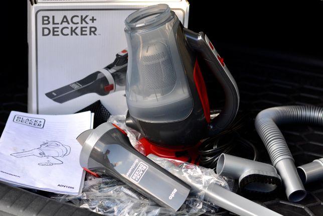 Пылесос Black&Decker adv1200 / Новый