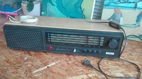 radio NAREW sprawne