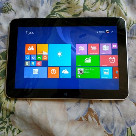 "HP Elitepad 1000 G2. 10"". Wi-Fi+3G. 4/64 GB. Состоянии нового"