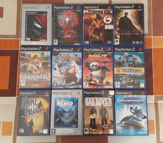 Jogos PS2 Usados com Selo IGAC
