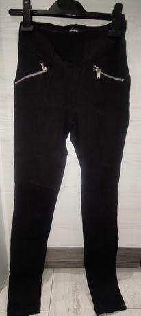 Elastyczne spodnie damskie rozmiar XS