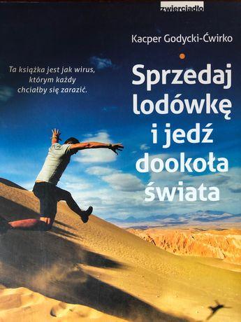 Sprzedaj lodówkę i jedź dookoła świata, Kacper Godycki-Ćwirko