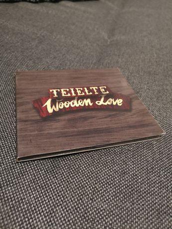 Teielte - Wooden Love CD [1/150]