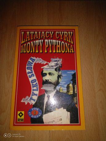 Latający cyrk Monty Pythona. Tylko słowa.