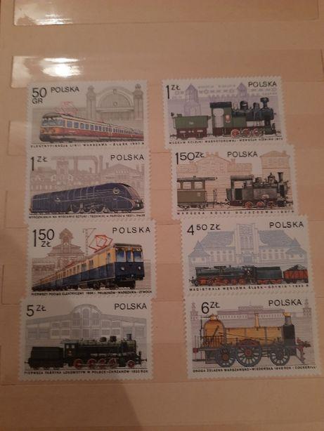 Znaczki polskie 1978
