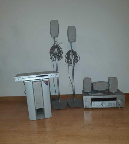 Sistema de som Sony