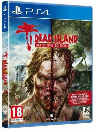 Dead Island Definitve Edition PL PS4 *** Video-Play Wejherowo