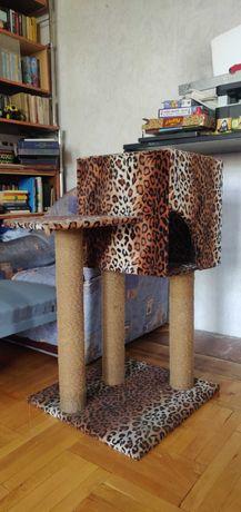 Домик для кота и его друзей