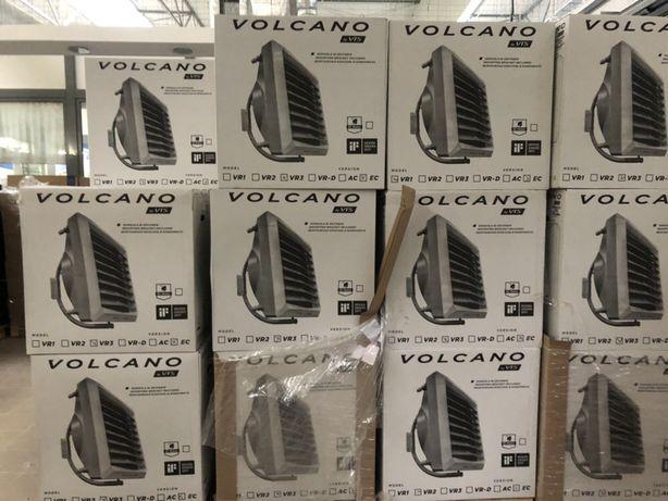Volcano mini, VR1, VR2,VR3,AC- тепловентиляторы водяные